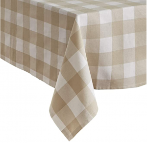 The Gingham Tablecloth