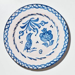 The Royals Dinner Plate